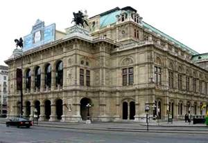 vienna opera house places i ve been opera