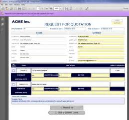 rfq format template compare rfq responses with ease using quotecube