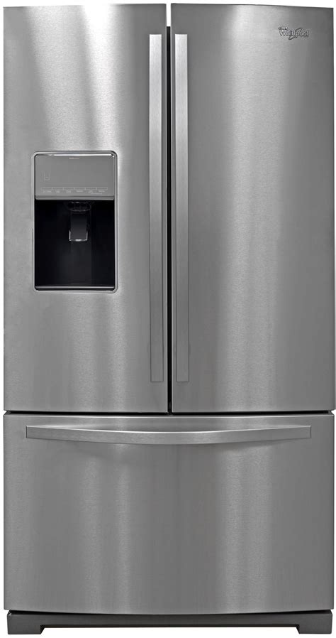whirlpool kitchen appliances reviews whirlpool wrf757sdem refrigerator review reviewed com