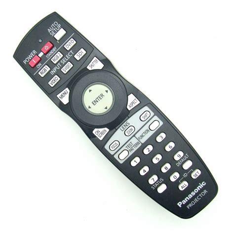 Original remote control Panasonic N2QAYB000371 Projector
