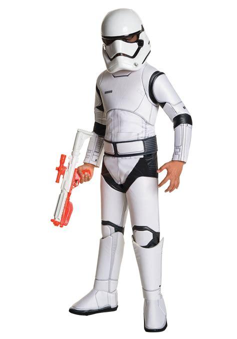Sale Topeng Stormtrooper Starwars child deluxe stormtrooper costume from wars episode 7