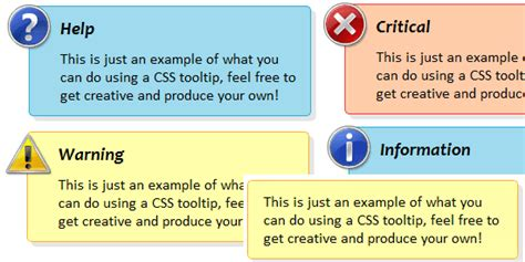 tutorial tooltip css create simple css tooltips using title attribute online