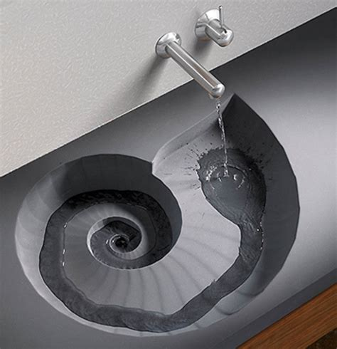Unique Sinks | unusual bathroom sinks 187 bathroom design ideas