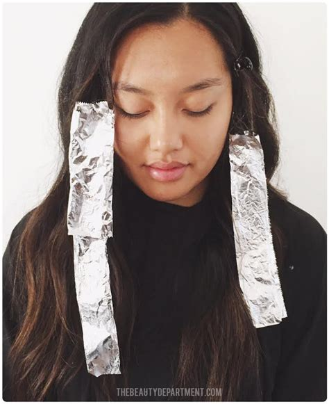 7 Tips For Diy Hair Highlights by The Dept Diy Highlights