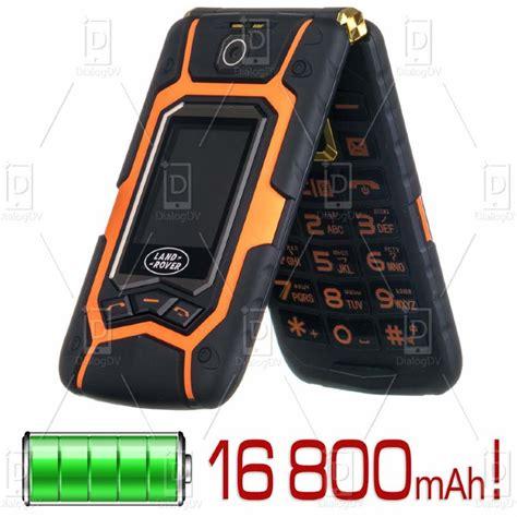 телефон раскладушка с мощным аккумулятором land rover x9