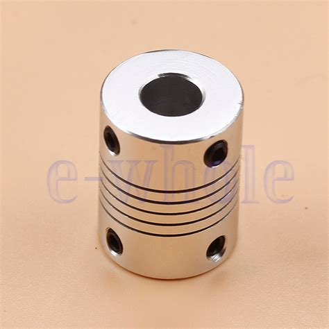 Coupling 35h Ycc Import Quality 5x8mm cnc motor jaw shaft coupler 5mm to 8mm coupling od 20x25mm hm ebay