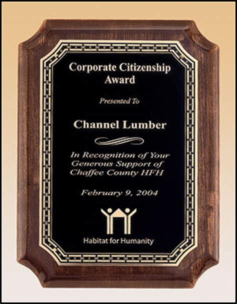 Awards Trophy Wooden Plaques Acrylic Awards Glass Awards Houston Tx Airflyte Plaque Templates