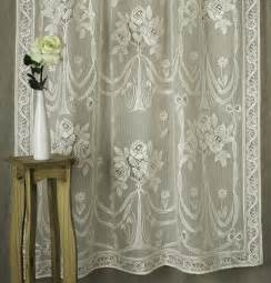 Lace Valance Curtains Arbor Nottingham Lace Curtain Direct From Lace Lace We Specializing In The