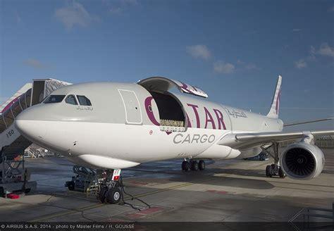 qatar cargo airbus  freighter aircargonews