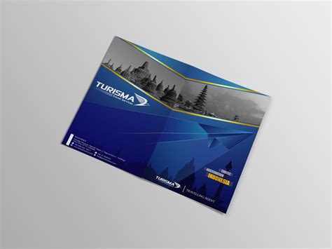 desain kartu nama travel sribu desain kartu nama kop surat stationery design for