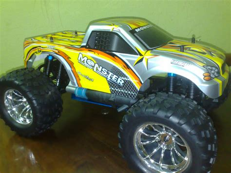 hsp nitro monster truck hsp 1 10 nitro monster truck r c tech forums