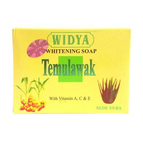 jual temulawak widya whitening soap sabun pemutih