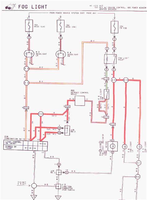 mr2 mk1 wiring diagram efcaviation