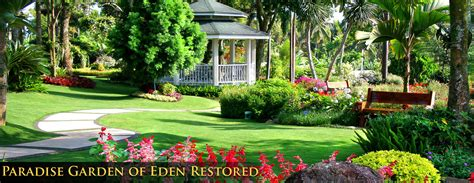 Garden Of Quiboloy Aw Rah Tours And Travel Inc Aw Rah Tours And Travel Is