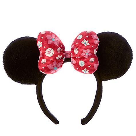 Disney Minnie Ears Headband minnie mouse ears headband aulani a disney resort spa