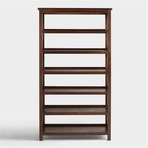 verona six shelf bookshelf world market