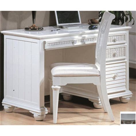 white wicker desk shop hospitality rattan ships wheel white computer desk at lowes