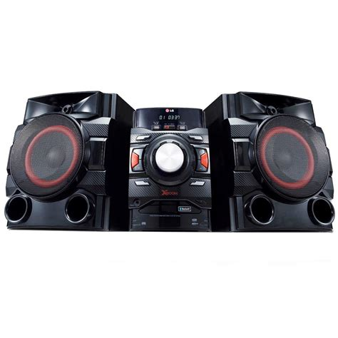 Mini System mini system lg cm4650 mp3 multi bluetooth e dual usb