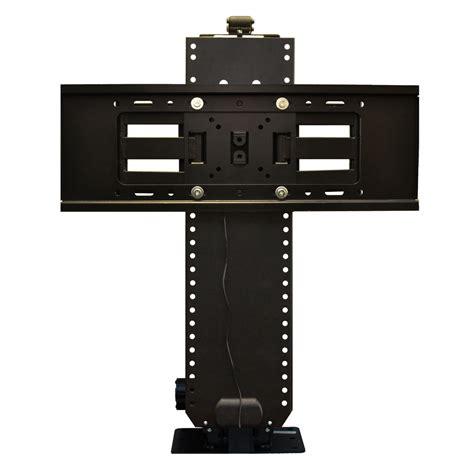 tv lift swivel whisper lift ii pro advanced swivel tv lift