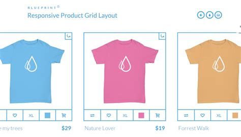 product layout grid learn to create product grid layout blog webanaya com