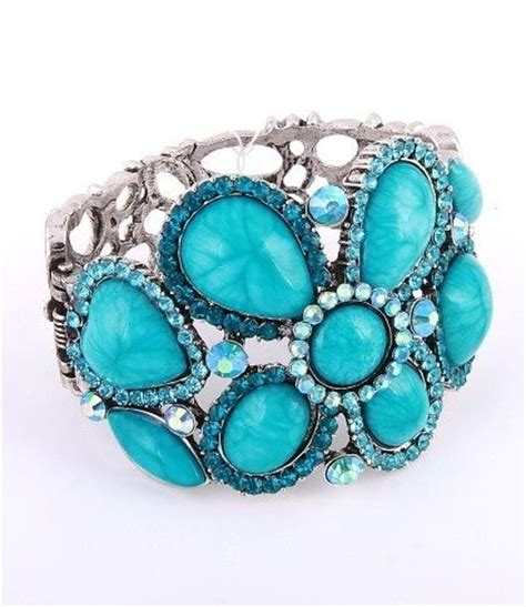 Style Watch: Turquoise jewelry trend   Fab Fashion Fix