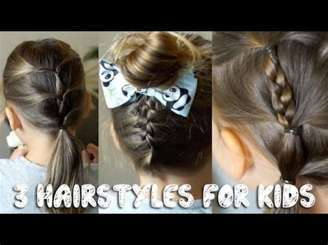 little girl hairstyles youtube cute hairstyles for little girls youtube