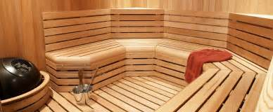 custom cut sauna packages by helo