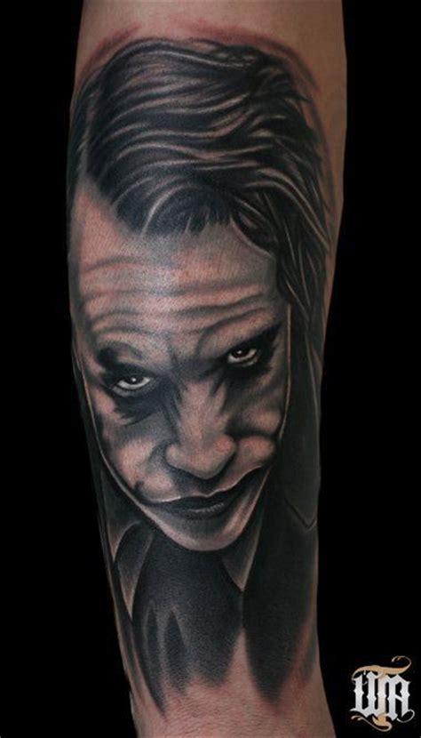 Tattoovorlage Joker | heath ledger joker tattoo heath ledger as the joker in