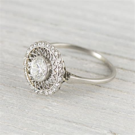 Wedding Rings Vintage by Vintage Engagement Rings
