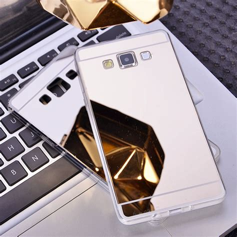 Softcase Tpu Mirror For Samsung Core1i8262 aliexpress buy luxury mirror soft tpu back