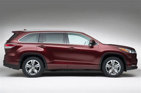 Toyota Highlander Used 2014 Used 2014 Toyota Highlander Suv Pricing For Sale Edmunds