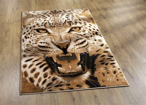 motiv teppiche br 252 cken und teppiche mit leoparden motiv teppiche bader