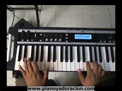 tutorial piano como zaqueo tutorial de piano sobre como bajear con la mano izquierda