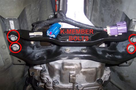 mustang k member install how to install tubular k member on mustang
