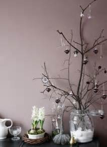 Twig Tree Home Decorating by Twig Tree Christmas Decorations Pinterest