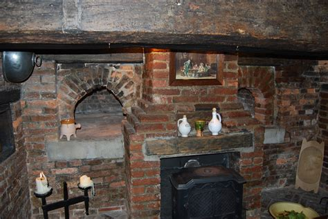 Fireplace Oven by In At The Ground Floor Exploring A 17th Century Home In