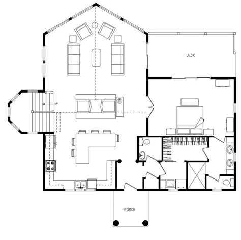 one story log cabin floor plans single story log cabin house plans
