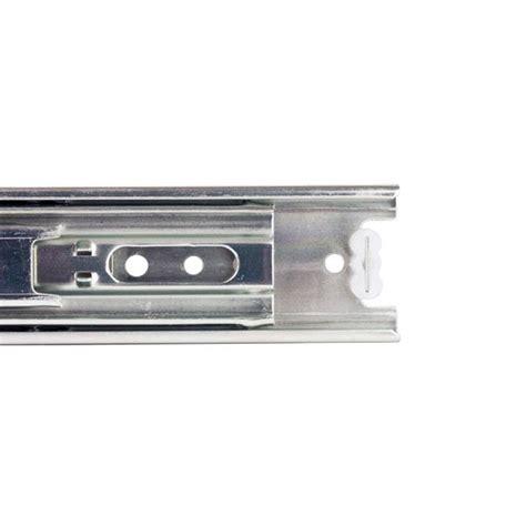drawer slides keyboard zinc plated drawer slide nj4500 400mm full extension zinc plated