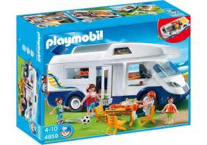 playmobil family motorhome 4859 playmobil brands