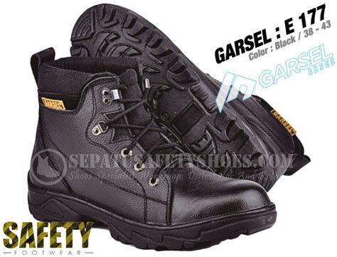 Garsel Safety Shoes sepatu safety garsel e174 www sepatusafetyshoes