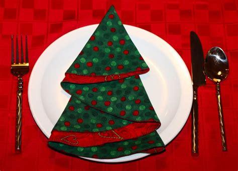 Albero Di Natale Tovagliolo by Albero Tovagliolo Rotondo Blogmamma It Blogmamma It