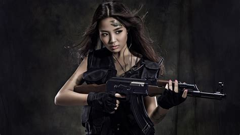 wallpaper girl military girl in the army wallpaper other wallpaper better