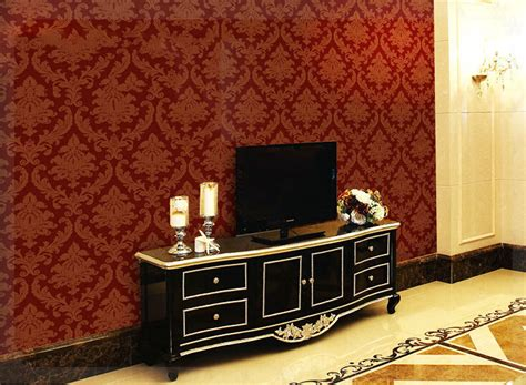 red damask wallpaper home decor decorative home signs picture more detailed picture