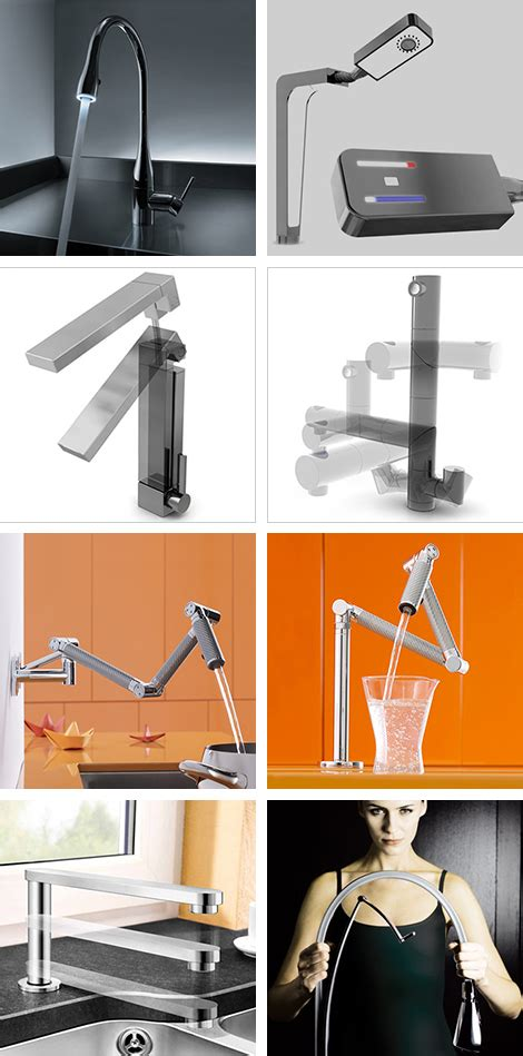 kitchen faucets 7 most innovative faucet designs for 2009 kitchen faucets 7 most innovative faucet designs for 2009