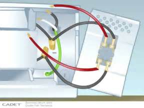 how to install a pole 240 volt baseboard mount thermostat