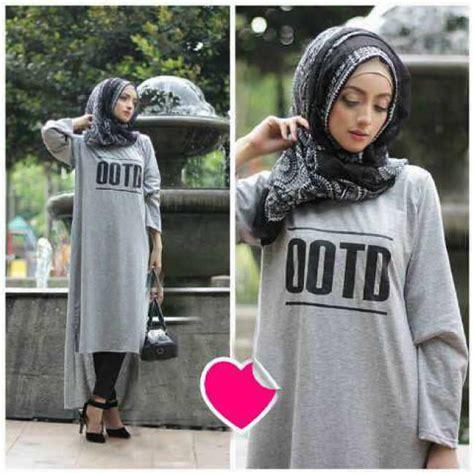 Busana Muslim Ootd Muslim by Jual Baju Muslim Ootd Dress Grosir Baju Muslim Pakaian