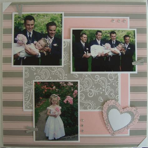 Wedding Scrapbook Layouts Ideas wedding scrapbook layouts images wedding