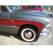 51 FORD CUSTOM FLATHEAD V8 3 ON TREE VERY NICE FL CAR