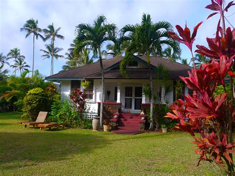 Kauai Cottages by Fern Grotto Inn Idyllic Self Catering Cottages In Kauai Hawaii