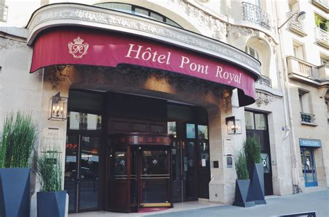 hotel royal parigi a stay with h 244 tel pont royal in bunnipunch